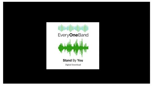Stand By You (Main Mix) Digital Download by EveryOneBand